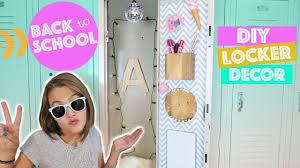 back to diy locker decor and organization how to diy