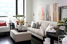 Ivory Storage Ottoman Kerrisdale Design Living Rooms Oatmeal Linen Sofa Storage
