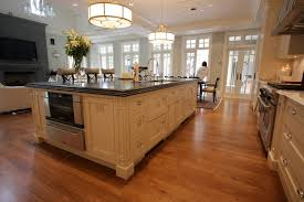 Granite Island Kitchen Kitchen Cabinets Victorian Kitchens Combined Free Standing