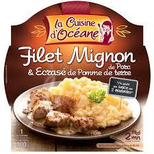plat cuisiné plat cuisiné filet mignon pomme de terre la cuisine d océane la