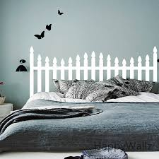 Headboard Wall Decal Decoration For Bedroom Picture More Detailed Picture About
