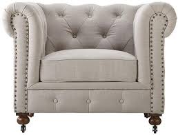 Tufted Accent Chair Best 25 Tufted Chair Ideas On Accent Chairs Neutral