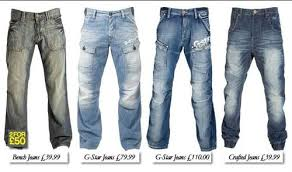 bench clothing mens jeans