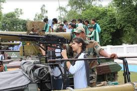 indian army jeep heavy machine guns hmg in indian army page 2 indian defence