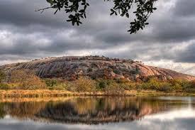 The Enchanted Rock Garden Enchanted Rock State Area San Antonio Attractions Review