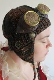 steampunk and victoriana knitting patterns in the loop knitting
