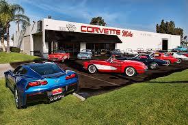 corvette mike corvette mikes custom corvettes