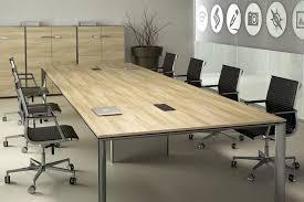 Mesa De Reunión Rectangular Meeting By Tecnitalia Office