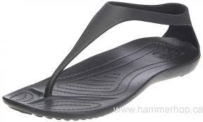 canada women u0027s reef mid mist ii flip flop black shoes size 5 5