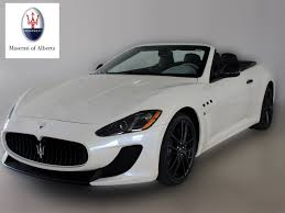 maserati gt 2015 pre owned inventory maserati of alberta