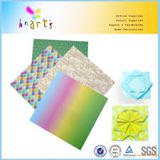 a5 size origami paper for kids color printing origami paper