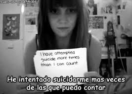 imagenes suicidas y depresivas gif black and white suicide suicidio depresion suicida depresiva