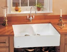 Franke MHK Fireclay Double Bowl Farmhouse With Apron - Farmhouse double bowl kitchen sink