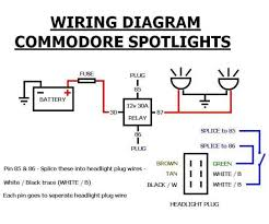 simple fog light relay wiring diagram driving light wiring
