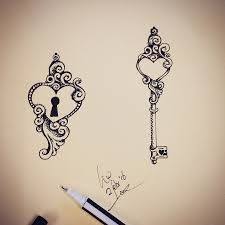 31 cute tattoo ideas for couples to bond together tattoo key