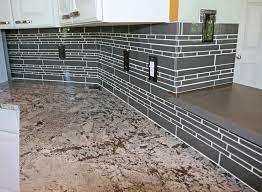 installing glass tile backsplash in kitchen how to install glass tile backsplash around corners tile designs