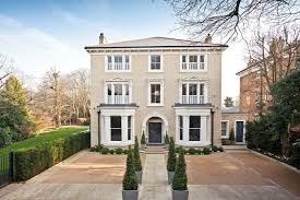 europe house of the day an old vicarage becomes a london mansion