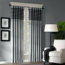 White And Grey Curtains Gray Window Curtains Discover Stylish Panels Grey Window Curtains