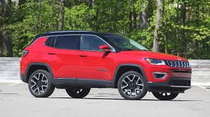 jeep compass 2017 trunk space 2017 jeep compass review baby grand