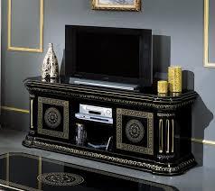 Gothic Dining Room Furniture Modrest Rosella Italian Traditional Dining Set Italian Classic