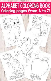 25 alphabet coloring pages ideas
