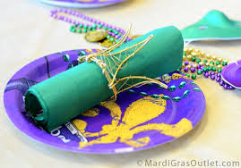 mardi gras napkins party ideas by mardi gras outlet mardi gras table decorations 3
