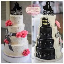 unique cake topper cakes captivating batman wedding cake for unique wedding ideas