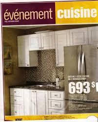 armoire cuisine rona home dépot spécial pour vos armoires de cuisine un vrai spécial