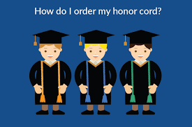 graduation chords how to wear your honor cord graduation cord instuctions