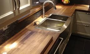 comptoir cuisine bois comptoir cuisine bois attractive element de cuisine moderne 2 bois