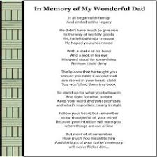 memorial poems for poems about dads from daughters memorial poem by nikiclix