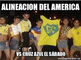 Memes Cruz Azul Vs America - 2809516 jpg