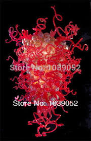 Chandeliers China Aliexpress Buy Luxury European Chihuly Style Modern