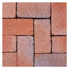 Octagon Patio Pavers by Red Pavers Hardscapes The Home Depot