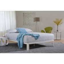 motif design aura white platform bed free shipping today