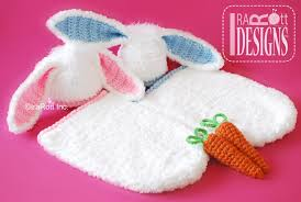 bunny rabbit baby hat and cocoon set with carrot pdf crochet