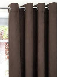 Chocolate Curtains Eyelet Ebay Bedroom Curtains Suede Lined Curtains Chocolate Curtains