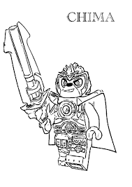 legends of chima coloring pages