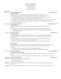 Resume Samples For Cleaning Job by Maintenance Resume Samples Aviation Resume Examples Resume Format