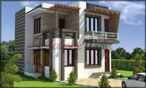 Double Storey House Floor Plans Double Storey Elevation Two Storey House Elevation 3d Front