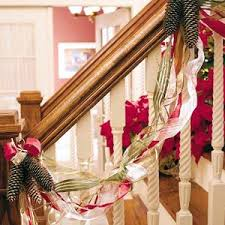 How To Decorate Garland With Ribbon Garland Extravaganza