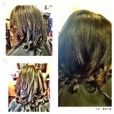 dominican layered hairstyles 29 best blowouts hair images on pinterest blowout hair party