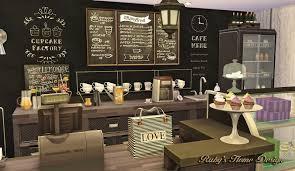 tips home design sims4 deli u0026 grocery store 小吃雜貨鋪