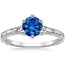 saphire rings ethical sapphire engagement rings brilliant earth