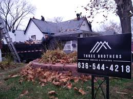 Three Brothers Landscaping by Three Brothers Roofing And Exteriors St Peters Mo Contractor