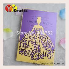 Wedding Pocket Invitations Aliexpress Com Buy 50pcs Wedding Party Decorations Elegant