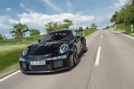 this is the new 700hp porsche 911 gt2 rs is it better than the