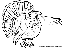 thanksgiving turkeys coloring pages printouts turkey