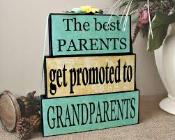 the best parents get promoted to grandparents pregnancy
