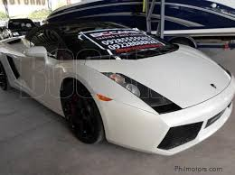 lamborghini gallardo price 2006 used lamborghini gallardo 2006 gallardo for sale pasig city